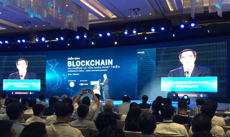 Diễn đàng công nghệ Blockchain