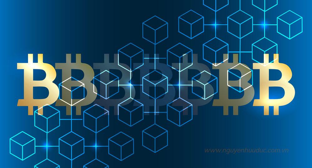 Bitcoin ứng dụng công nghệ Blockchain