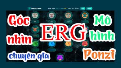 Photo of ERG lừa đảo dựa trên mô hình Ponzi kinh điển – Eagle Rock Global