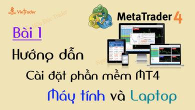 Photo of Hướng dẫn cài đặt phần mềm MT4 cho Máy tính và Laptop (Bài 1)