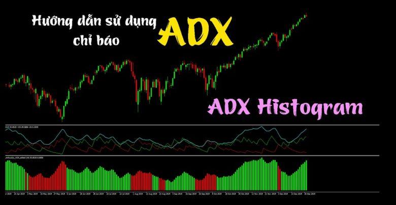 Hướng dẫn sử dụng chỉ báo ADX hiệu quả - ADX Histogram