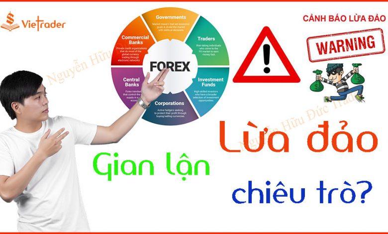 Photo of Gian lận, lừa đảo, chiêu trò trong giao dịch Forex, Bitcoin, Chứng khoán (Bài 20)