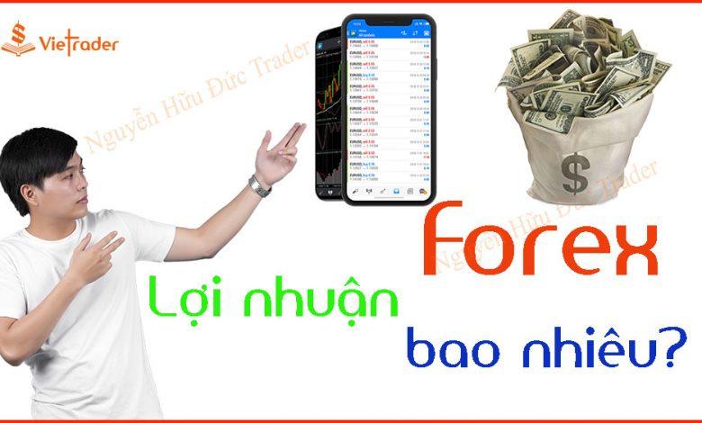 Photo of Lợi nhuận Forex bao nhiêu là đủ mỗi tháng cho Trader? (Bài 19)