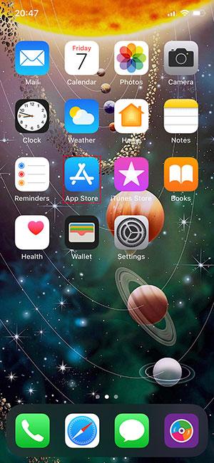 Hướng dẫn cài đặt MT4 trên điện thoại Iphone