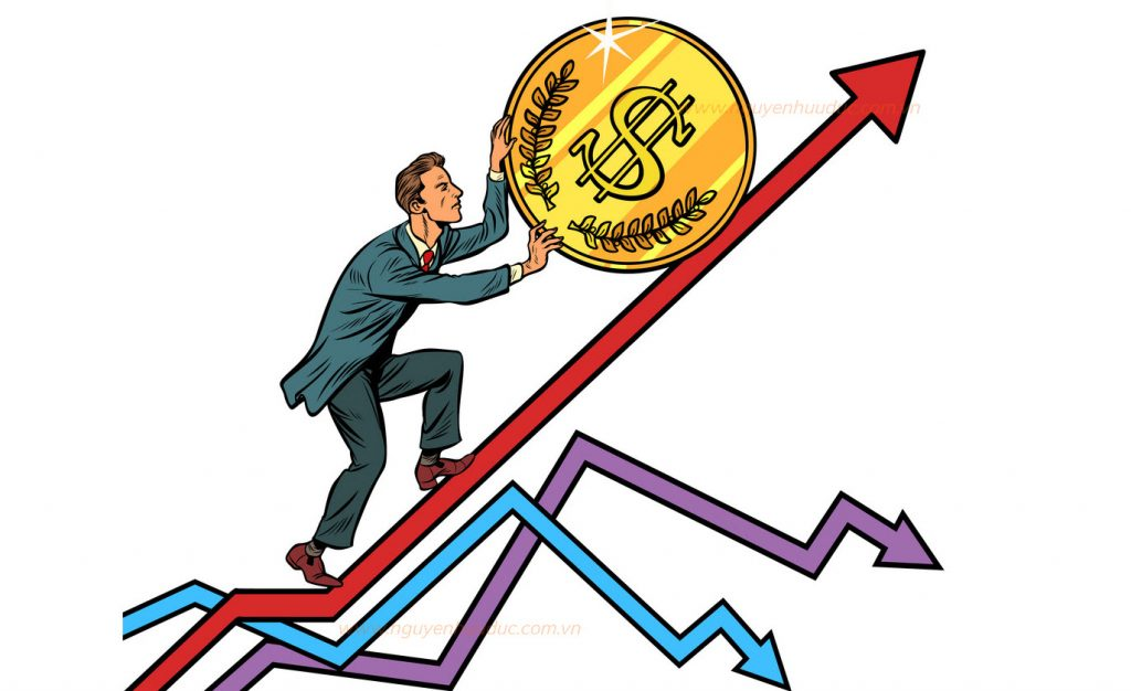 Đồng Dollar (USD) tăng