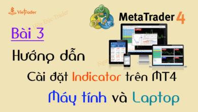 Photo of Hướng dẫn cài đặt Indicator trên phần mềm MT4 chi tiết (Bài 3)