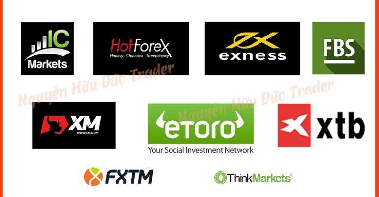 Photo of Danh sách các sàn giao dịch Forex ở Việt Nam uy tín nhất hiện nay