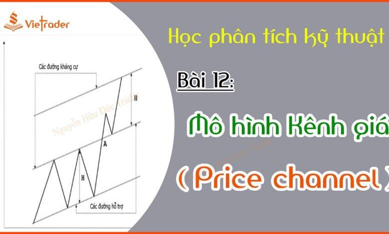 Photo of Mô hình Kênh giá – Price channel (Bài 12)