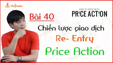 Photo of Chiến lược giao dịch Price Action Re – Entry (Bài 40)