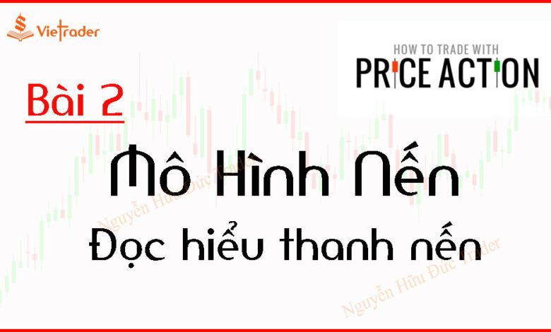 Mô hình nến Price Action cơ bản (Bài 2)