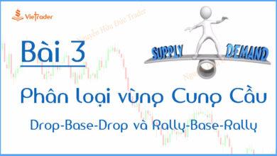 Photo of Phân loại vùng Cung Cầu (Supply Demand) – Lý do tạo nên vùng Drop-Base-Drop vàRally-Base-Rally (Bài 3)