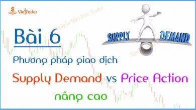 Photo of Phương pháp giao dịch theo cung cầu (Supply Demand) kết hợp Price Action nâng cao (Bài 6)