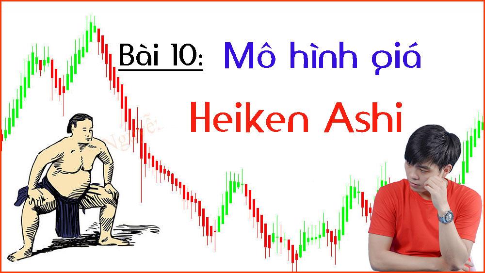 Mô hình giá Heiken Ashi (Bài 10)