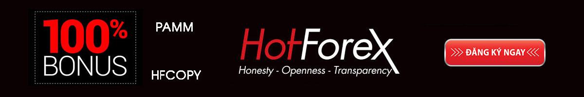 Mở tài khoản HotForex mới nhất