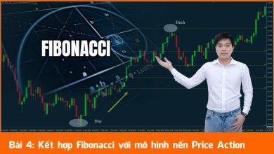 Photo of Kết hợp Fibonacci với mô hình nến Price Action (Bài 4)