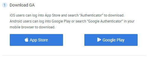 Download Google Authentication