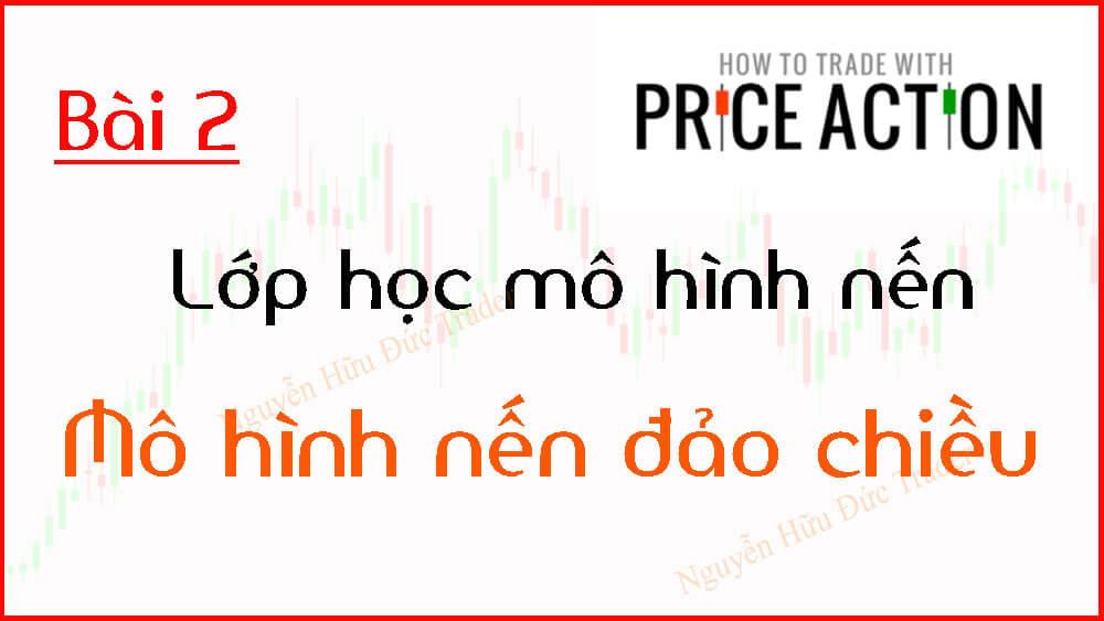 Mô hình nến đảo chiều Price Action
