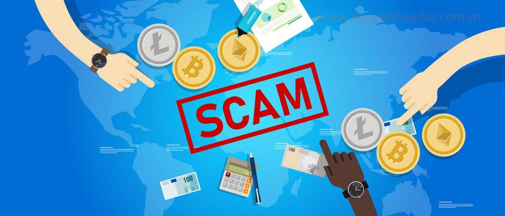 Bitcoin lừa đảo - Bitcoin Scam