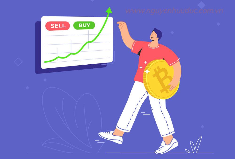 Giao dịch Bitcoin kiếm lợi nhuận
