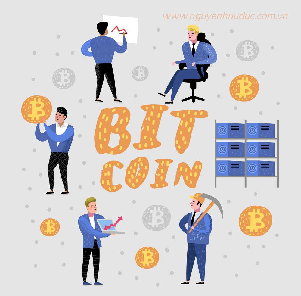Những cách đầu tư Bitcoin phổ biến